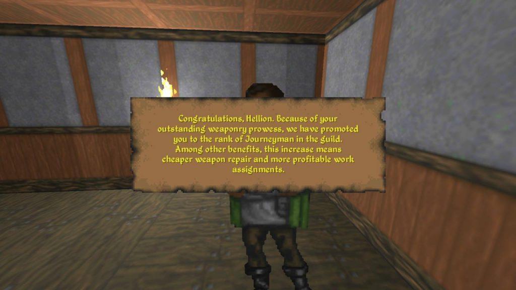 Fighter's Guild Promotion